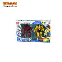 MACHINE BOY Combination X Transformer Series S-718
