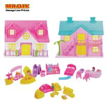 KDL 13 In 1 House Playset Toys