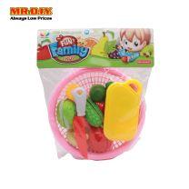 MR.DIY Fruit Vegetable Cutting Toy Set