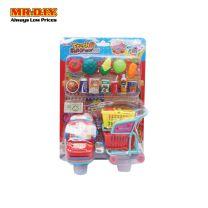Kids Cashier Playset KDL888-11F#