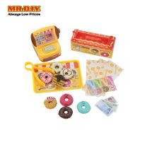 THE NINE PRODUCTS Kids Cashier Play Set