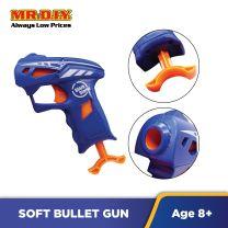 ZECONG Blaze Storm Gun Manual Soft Bullet Gun ZC7106