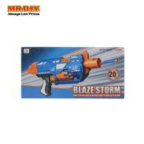 BLAZE STORM Soft Bullet Gun For Kids-20PCS