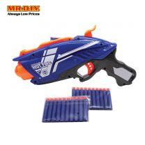 ZECONG Blaze Storm Gun Manual Soft Bullet Gun 7063