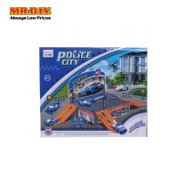 POLICE CAR PLAYSET DS014249