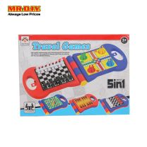 JUNFENG 5 In 1 Chess Board Game JF378-3