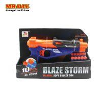 ZECONG Blaze Storm Manual Soft Bullet Gun ZC7093