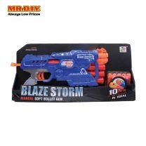 Soft Bullet Gun W/10 Darts Zc7097