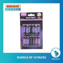 MR.DIY Alkaline AA Battery (12pcs)