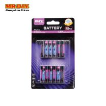 MR.DIY Alkaline AAA Battery (12pcs)