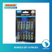 MR.DIY Super Extra Battery AA (12pcs)