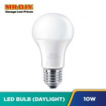 MR.DIY Round Shape LED Bulb Daylight A60 10W