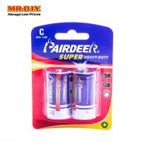 PAIRDEER Super Heavy Duty Battery C (2pcs)