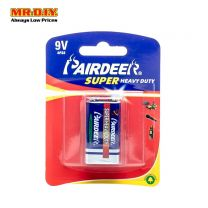 PAIRDEER Super Heavy Duty Carbon Battery 9V