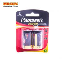 PAIRDEER Super Alkaline Battery C (2pcs)