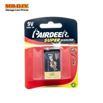 PAIRDEER Super Alkaline Battery 9V