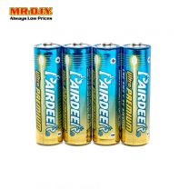 PAIRDEER Ultra Premium Battery AA (4pcs)