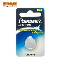 PAIRDEER Lithium Cell Battery CR2016