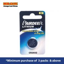 PAIRDEER Lithium Cell Battery CR2032