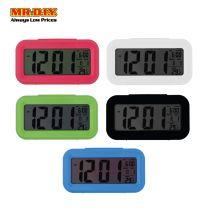 MR.DIY LCD Digital Alarm Clock (14cm x 8cm)