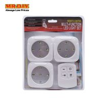 MR.DIY Remote Control Multi-Function LED Light Set (3pcs)