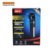 MR DIY USB Rechargeable Hair Clipper RF-627