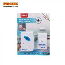 MR DIY Battery Powered Wireless Doorbell D8306