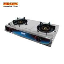 MR DIY PREMIUM Double Burner Gas Stove GS-8247A