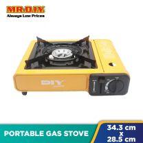 MR DIY PREMIUM Portable Single Burner Gas Stove GS-8115
