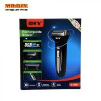 MR DIY USB Rechargeable Shaver Z-312