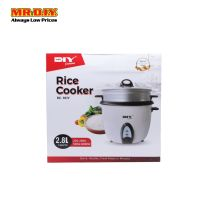 WRT*RICE COOKER W/STEAMER 28L RC-16IY