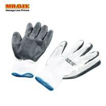 MR.DIY Safe Fit Rubber Palm Work Glove