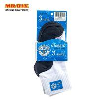 Mr DIY Cotton Socks (3pc)