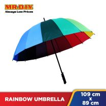 MR.DIY Rainbow Umbrella