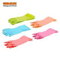 MR.DIY Rubber Gloves L (2pcs)