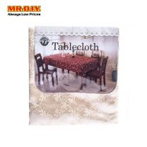 MR.DIY Brocade Tablecloth (90x90cm)