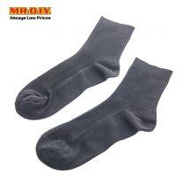 MR.DIY Student Socks 3pcs BK