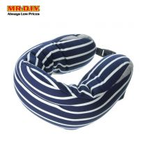 Support Stripe Neck Pillow
