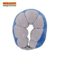 U-Shaped Soft Breathable Cervical Traction Travel Neck Pillow