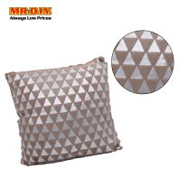 MR.DIY Triangle Microfiber Square Pillow (40cm)