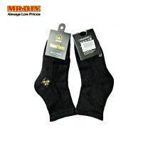 Student Socks Black (8-10)
