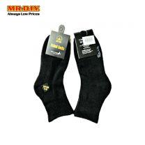 Student Socks Black (11-13)