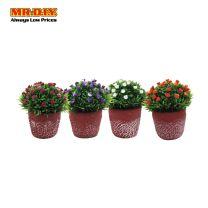 MR DIY Decorative Artificial Flowering Shrubs Plant YJ-01143