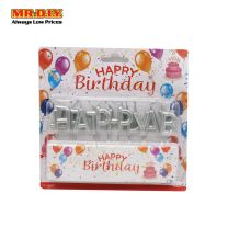 Happy Birthday Candle For Celebration