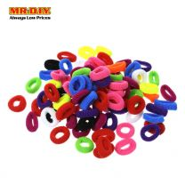 MR.DIY Multi-Colour Mini Hair Band (100pcs)