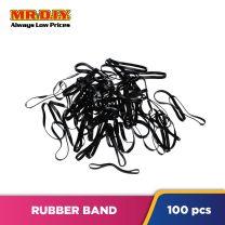 MR.DIY Black Rubber Band (100pcs)