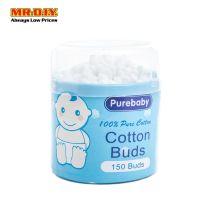 Purebaby Cotton Buds (150pc)
