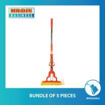 MR.DIY Orange Floor Mop (96cm x 29.5cm)