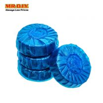 MR.DIY Toilet Blocks Ocean Fresh (4pcs)
