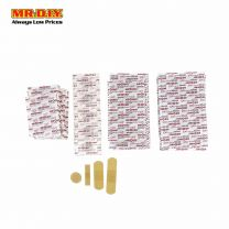 AIDFIRST Multi-Size First-Aid Bandage Plaster (100pcs)